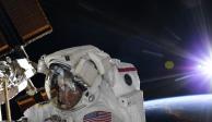 NASA cancela primer caminata espacial de mujeres por falta de trajes