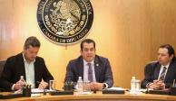 Ley contra facturación falsa no va contra negocios lícitos: Morena
