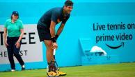 Juan Martín del Potro se perderá Wimbledon por lesión en rodilla derecha