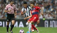 Monterrey iguala 1-1 ante Chivas en el regreso de Mohamed al banquillo