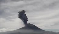 Protección Civil rastrea a jóvenes que ignoran restricción al volcán Popocatépetl