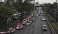 SSC desplegará dispositivo de seguridad y vialidad ante manifestación de taxistas