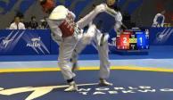 María Espinoza se cuelga bronce y suma puntos olímpicos en Japón