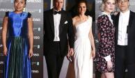 FOTOS: Estrellas y realeza se juntan para los Premios BAFTA