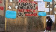 Aplauden padres de familia detención de directora del Rébsamen