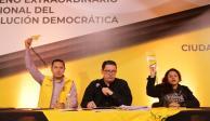 PRD defiende autonomía irrestricta del INE
