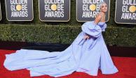 "Con ""Shallow"", Lady Gaga recibe Globo de Oro a la mejor canción"
