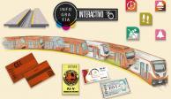 50 Aniversario del Metro CDMX