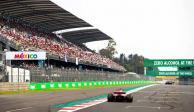 Se agotaron los boletos para las gradas en el GP de México