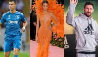 Cristiano, Messi y Kendall, famosos que más dinero ganan en Instagram