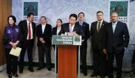 Líderes de la Cámara de Diputados acuerdan avalar Guardia Nacional