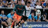 VIDEO: Edson Álvarez contribuye en victoria del Ajax vs Valencia
