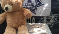 FOTOS: Encuentran oso de peluche... con 200 mil pesos dentro