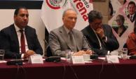 En ataque de Coatzacoalcos hay responsabilidad estatal y federal: Gertz Manero