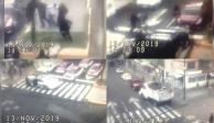 Así fue la detención de implicados en robo en el Tec de Monterrey (VIDEO)