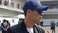 """""""Al Checo Pérez se le dan muy bien los domingos"""", dice Rafa Márquez"""
