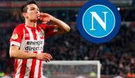 Hirving Lozano, fichaje, Napoli, última hora, Chucky, bombazo, mexicano, Serie A, Nápoles, 42 mde, PSV