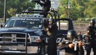 Fuerza Civil toma control de la seguridad en San Pedro, Nuevo León
