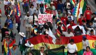 FEJUVE, Bolivia, TSE, OEA, OEA,