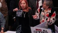 REDIM lanza petición contra titularidad de Rosario Piedra en CNDH