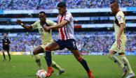 América y Chivas jugarán en Chicago en septiembre