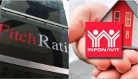Fitch mantiene calificación y perspectiva estable del Infonavit