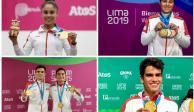 México alcanza histórico tercer lugar en Juegos Panamericanos