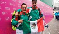 Van 32 y contando; México suma otro oro gracias al frontenis