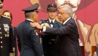 Ejército refrenda lealtad a López Obrador