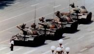 "Fallece fotógrafo que captó al ""hombre del tanque"" en Tiananmen"