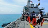 México apoya a Las Bahamas con 70 toneladas de ayuda humanitaria