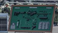 Serpiente de fuego, el fusil de diseño mexicano muda de casa