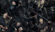 """Con sexta temporada, la serie """"Vikingos"""" anuncia su fin"""