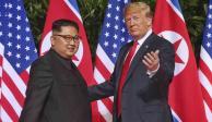 Trump asegura que Norcorea se disculpó por misiles