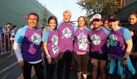 """Participan más de mil corredores en """"Chilangas Run 2019"""" en Miguel Hidalgo"""