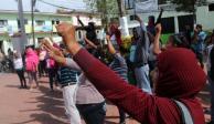Vamos a continuar con la resistencia, asegura activista contra termoeléctrica