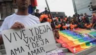Sexenio pasado, el más violento contra personas LGBTTTI, revela estudio