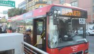 Cierres y suspensiones en Metro, Metrobús... por marcha del 2 octubre