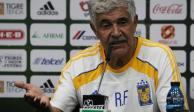 """""""Tuca"""" Ferretti confirma la baja de Guzmán ante el América"""