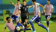 México inicia con empate su aventura en el Mundial Sub17