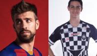 Tecos y Croacia bromean al Barcelona por su nueva camiseta