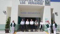 AMLO inaugura hospital que dejaron inconcluso en SLP