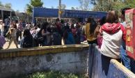 Desalojan FES Cuautitlán por amenaza de bomba