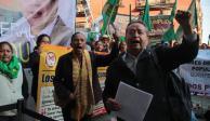 """AMLO """"sentirá la furia y el coraje del movimiento campesino"""", advierte UNTA"""