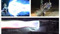 """Elon Musk prueba motor espacial; lo comparan con el """"Kame Hame Ha"""""""