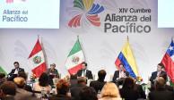Acuerdan naciones de la Alianza del Pacífico mantener agenda financiera