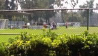 Ejecutan a futbolista en Ciudad Deportiva, sicarios iban en motoneta
