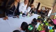 Michoacán fomenta entre niños de primaria los cultivos sustentables