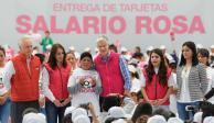 Del Mazo destaca capacitación que reciben mujeres a través del salario Rosa