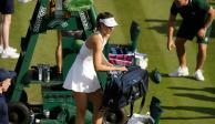 María Sharapova abandona Wimbledon por lesión